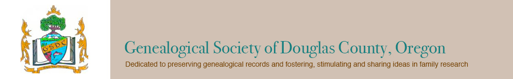 Genealogical Society of Douglas County, Inc.